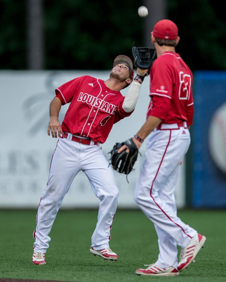 Big sixth inning lifts Cajuns to 5-4 win over SU _lowres