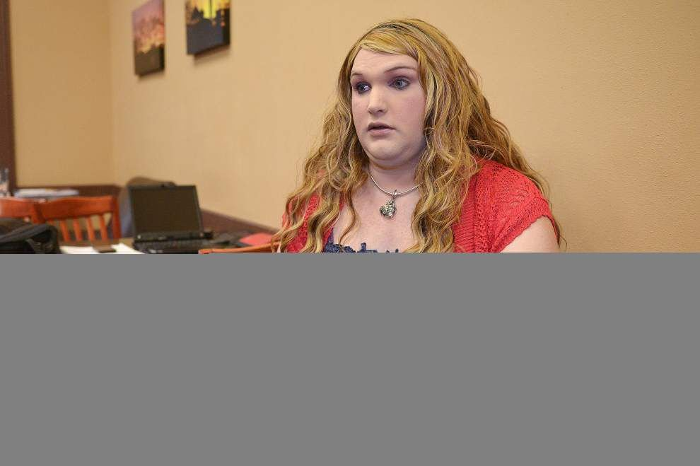 Bathroom access for transgender woman at Baton Rouge courthouse causes stir _lowres