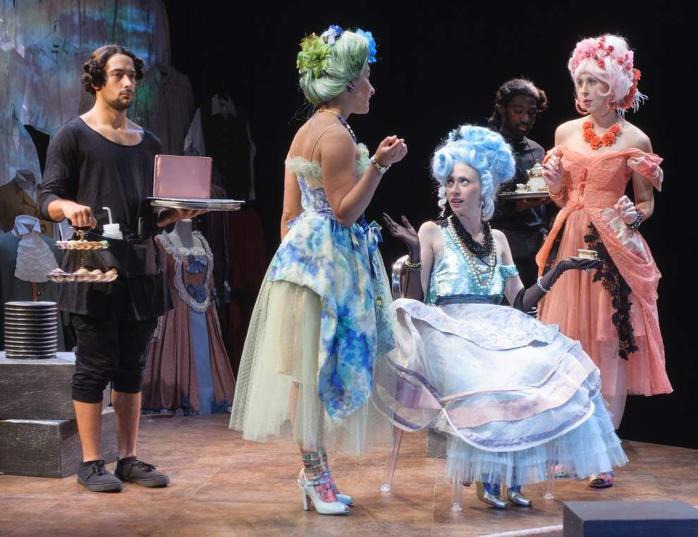 'Marie Antoinette' a flawed but brave choice for NOLA Project's opener _lowres
