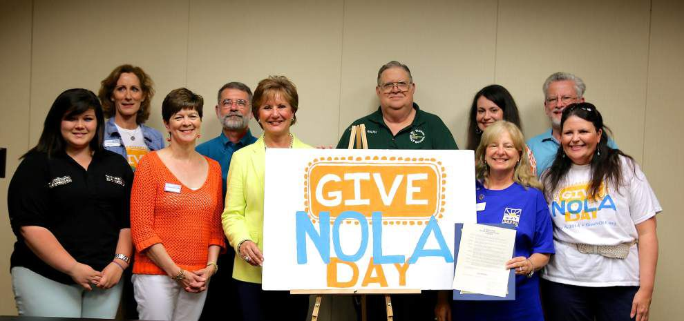 New Orleans nonprofits hauled in $4 million in recent online giving day _lowres
