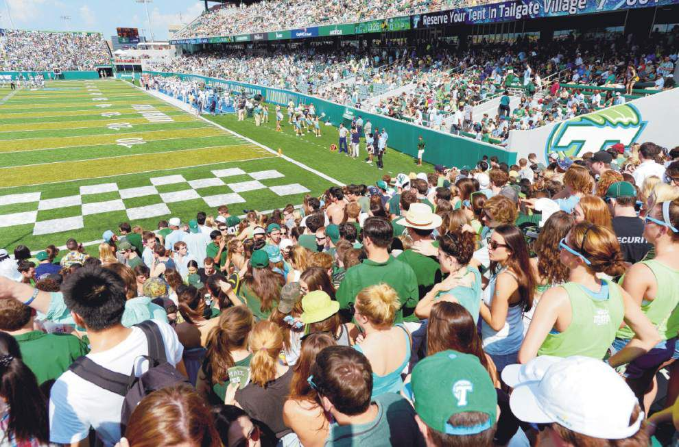 Tulane wants to land athletic director 'promptly,' expects many applicants _lowres