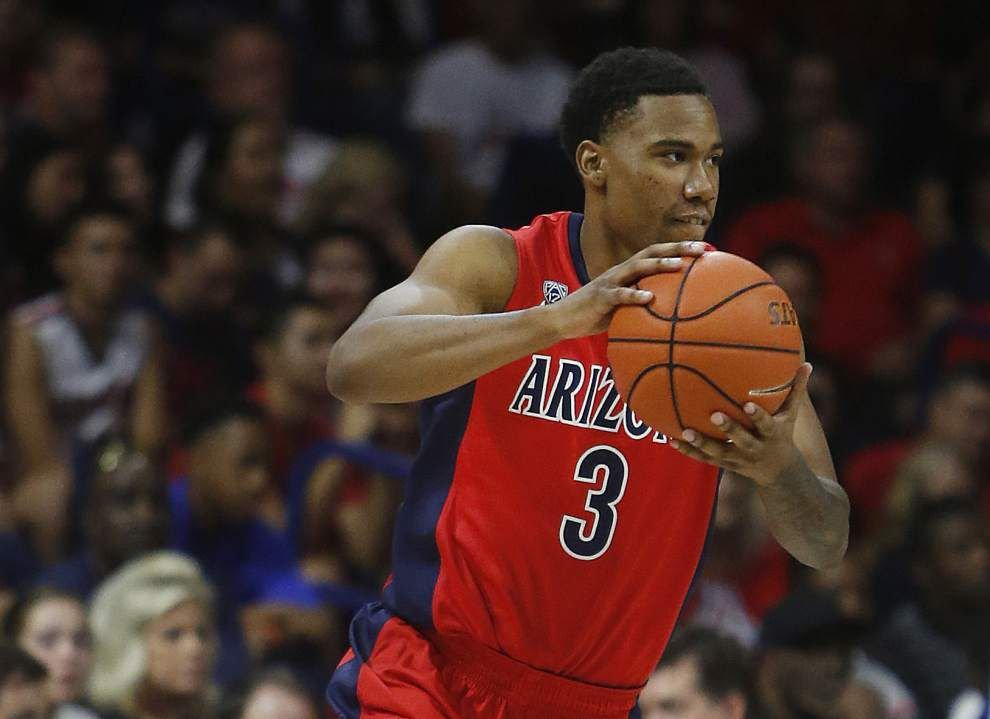 Arizona forward Craig Victor is transferring to LSU _lowres