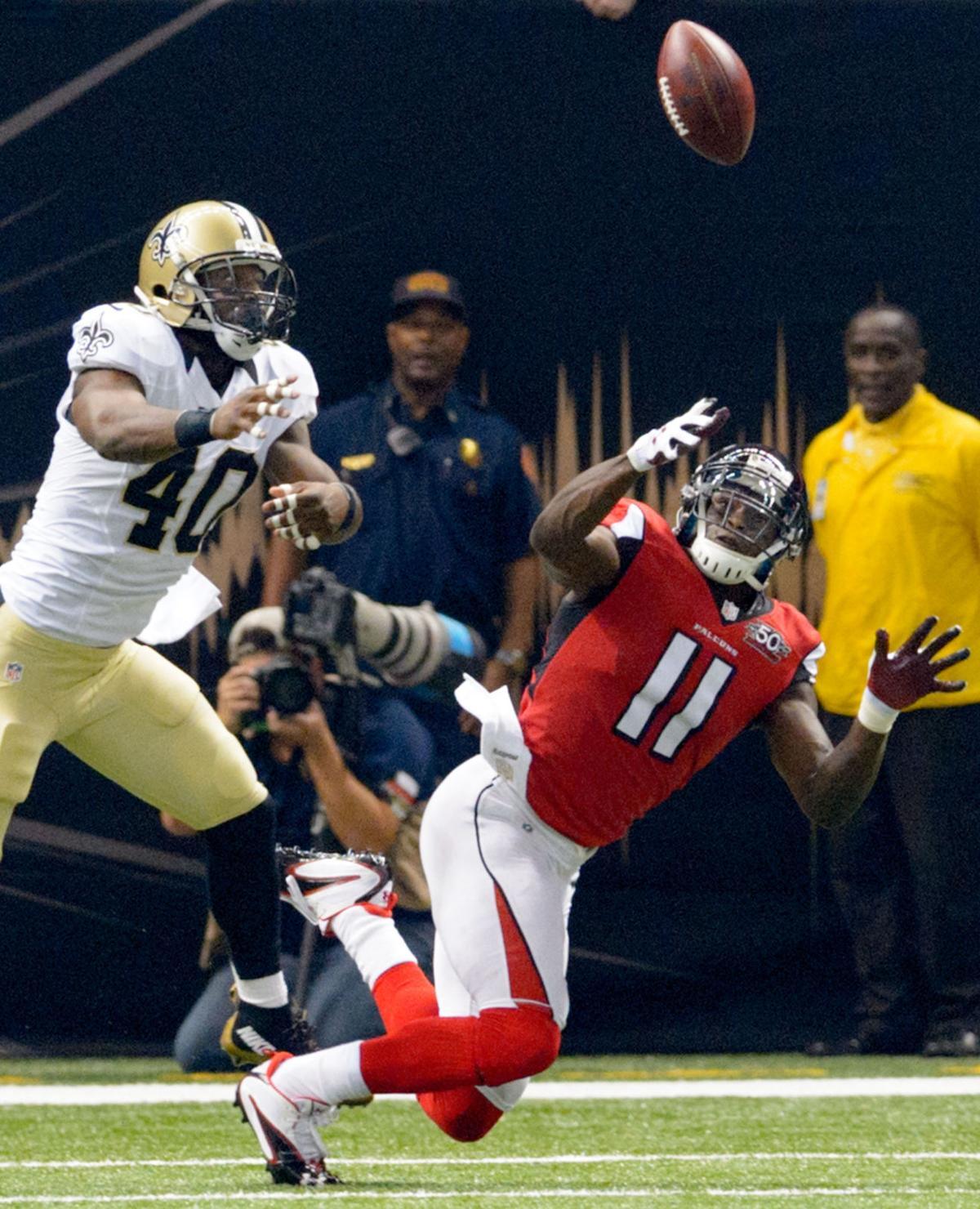 New Orleans Saints cornerback Delvin Breaux feels pretty good