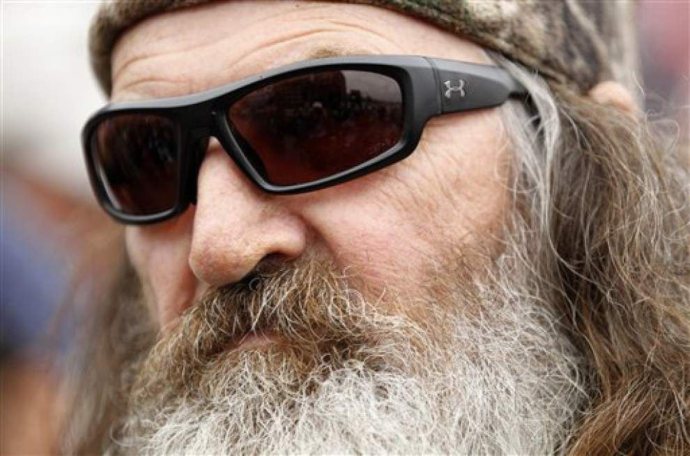 Alaska State Fair books 'Duck Dynasty' _lowres