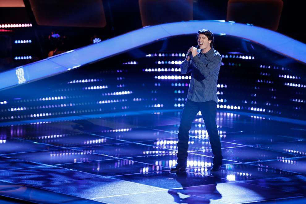 Two Louisiana singers continue to defend Bayou State on NBC's 'The Voice' _lowres