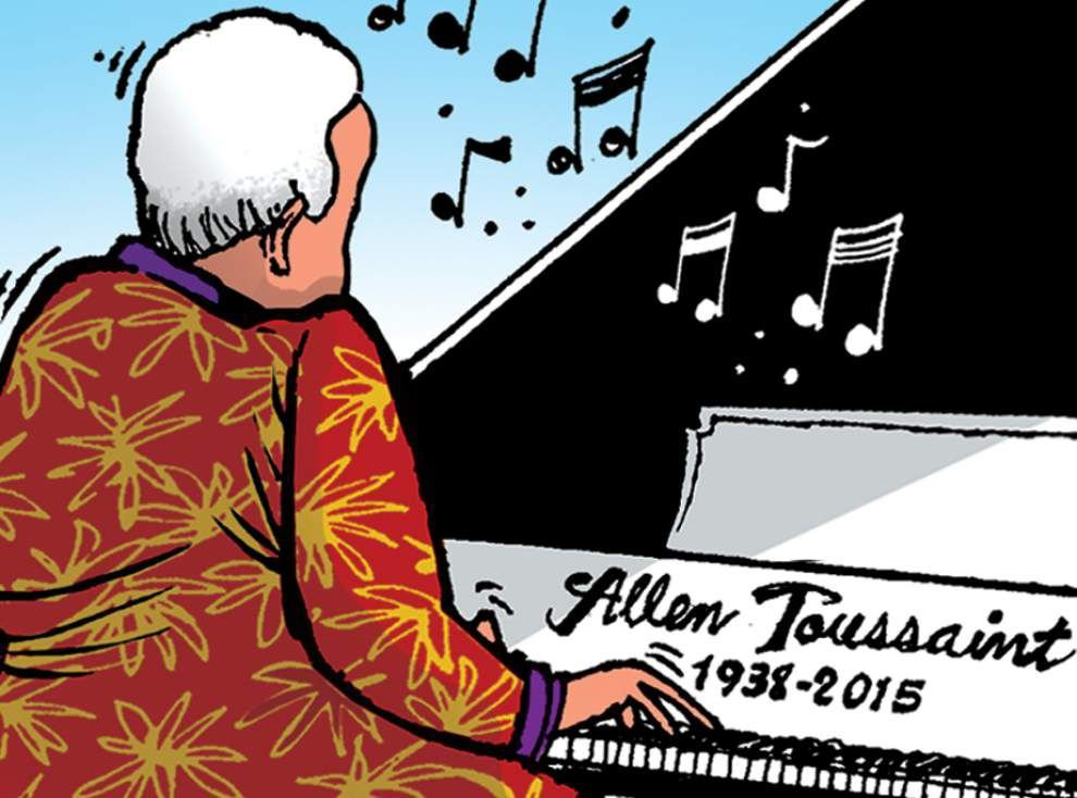 How will we remember Allen Toussaint? 'Irreplaceable treasure,' 'consummate pro,' 'massive songwriting talent' _lowres