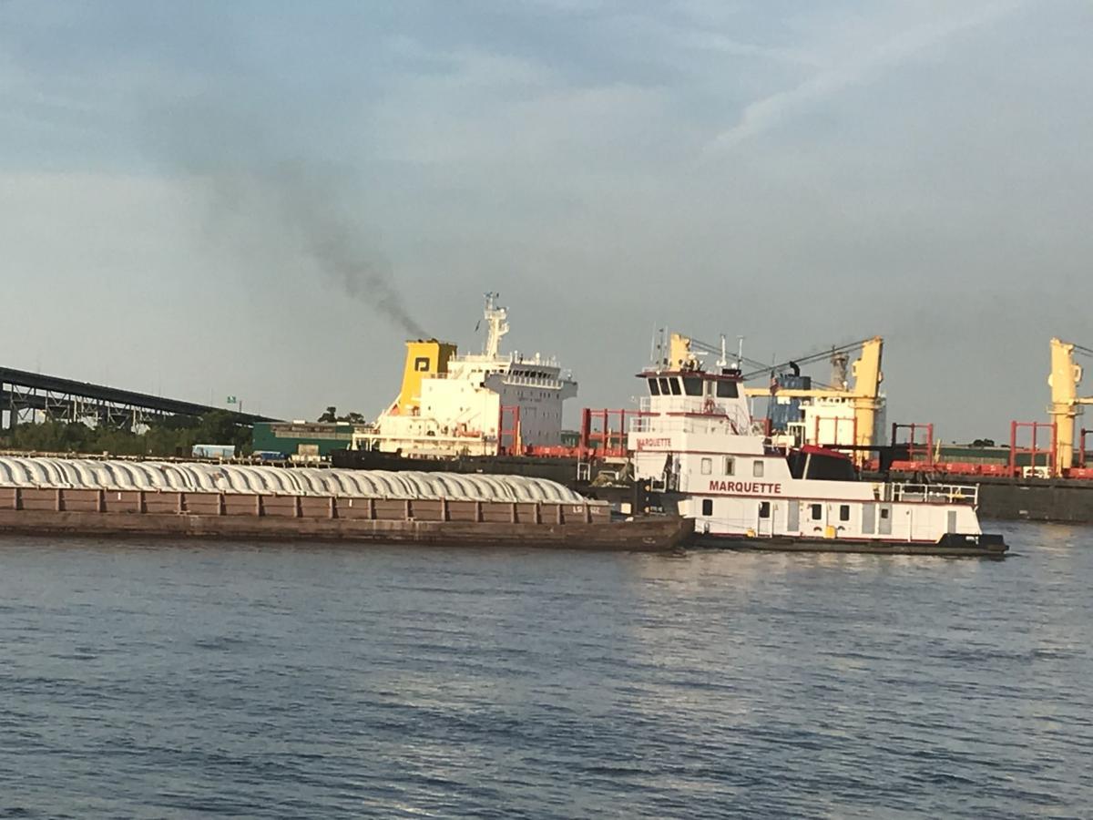 Company Running Barge In Sunshine Bridge Crash Has History Of
