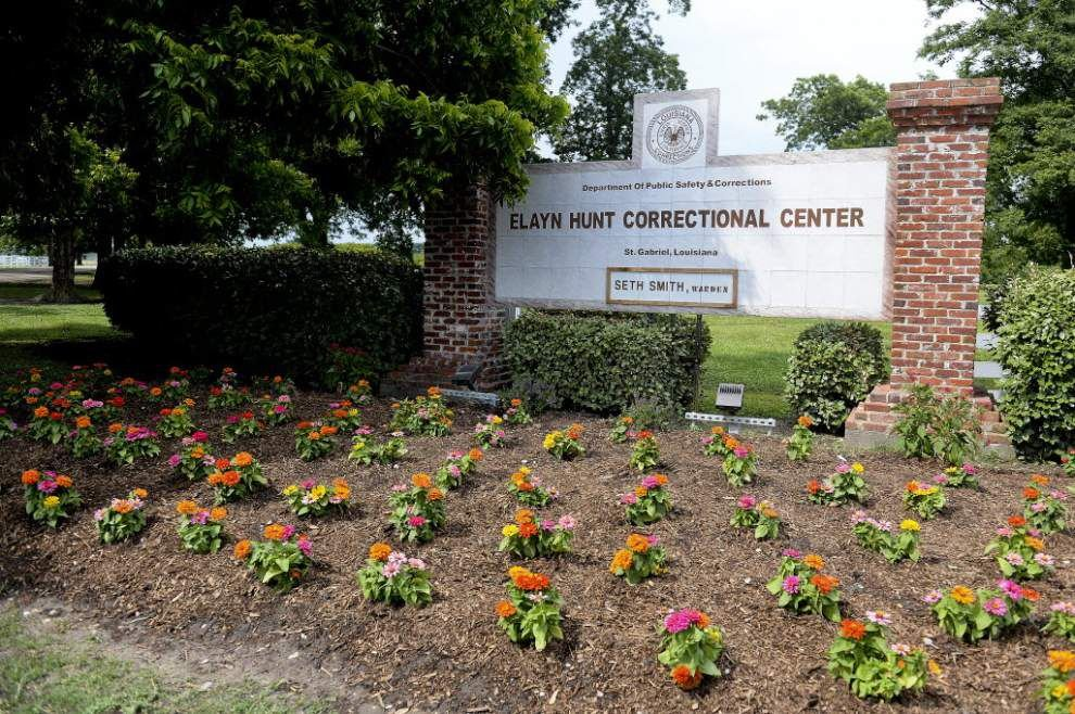 Elayn Hunt inmate shot, wounded in escape attempt _lowres