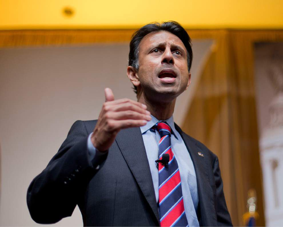 After Bobby Jindal makes his presidential campaign official Wednesday, here's what he'll face next _lowres