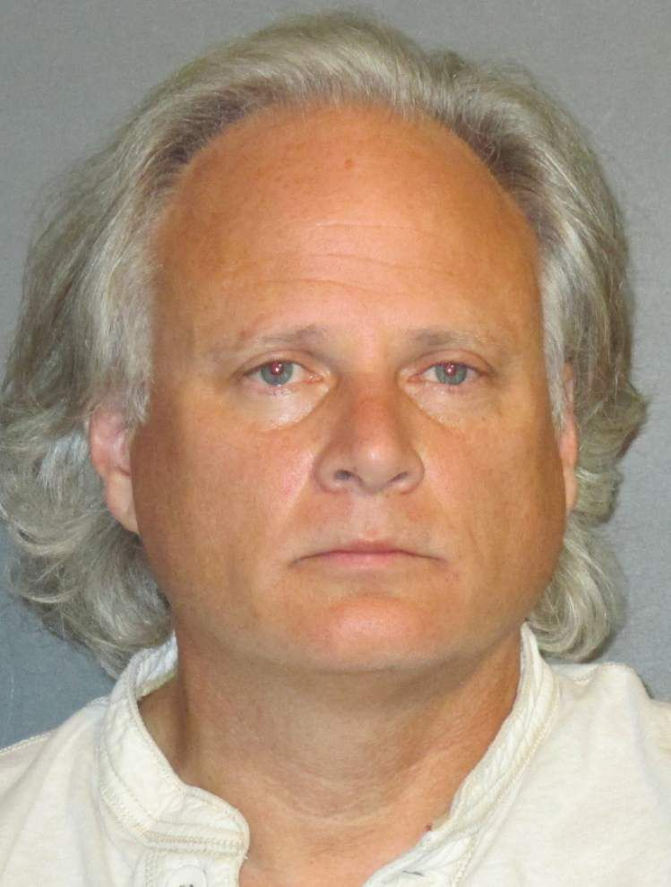 Baton Rouge man, said to be a third-degree black belt, accused of battery and strangulation of his wife _lowres