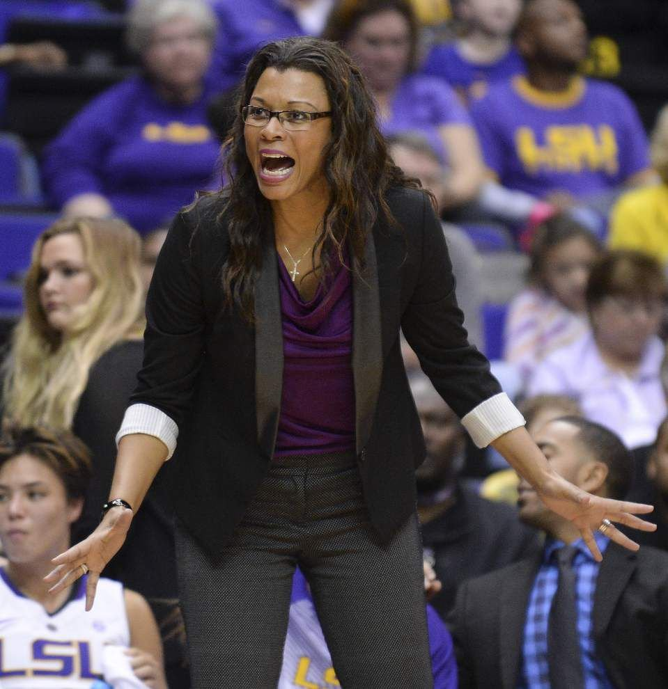 LSU women unable to play tourney games _lowres