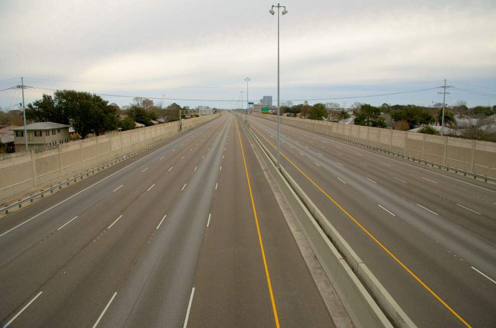 I-10, other major arteries now open _lowres