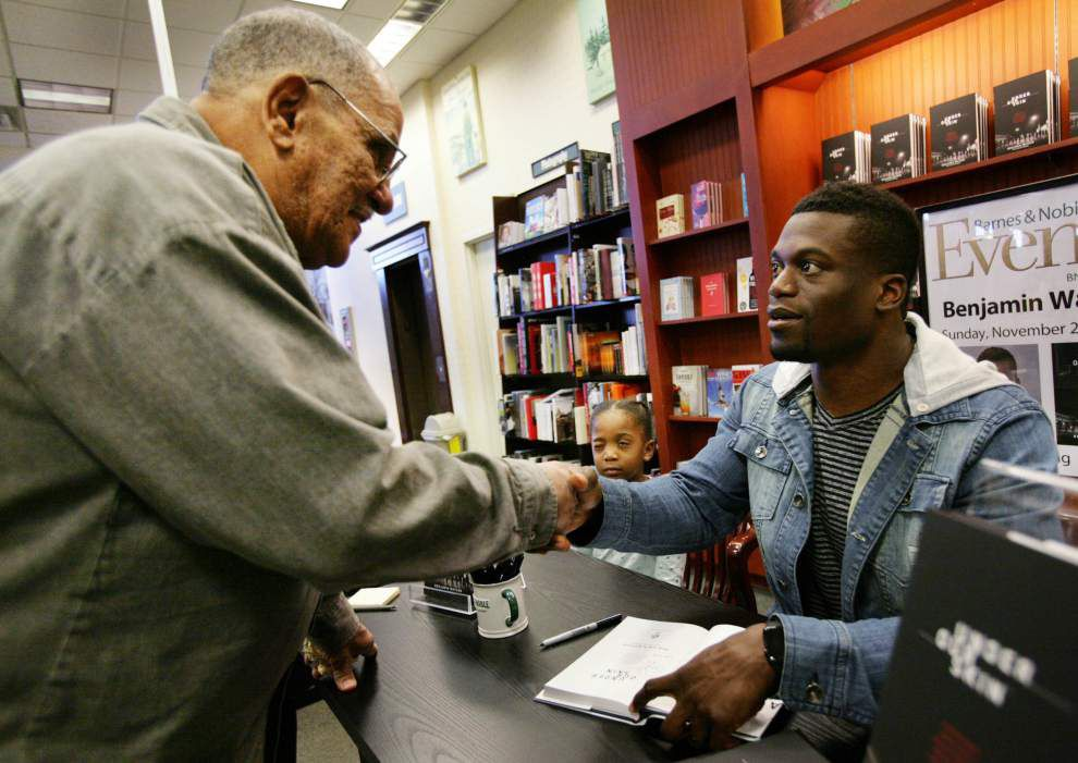 Ted Lewis: Saints tight end Benjamin Watson offers perspective in new book _lowres