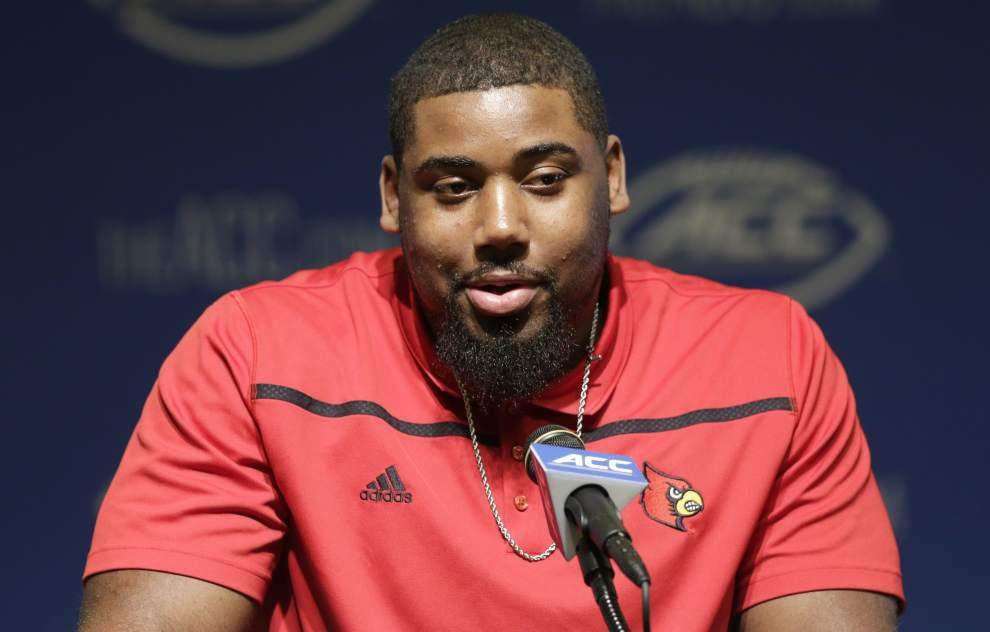 Saints first-round pick Sheldon Rankins, at a glance _lowres