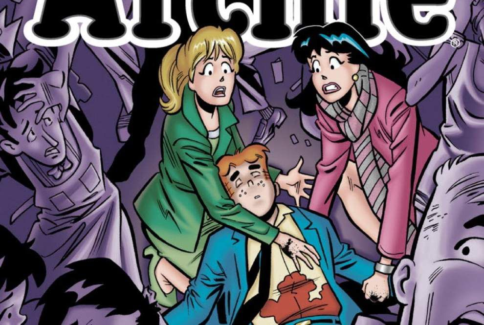Comic book character Archie to be killed off _lowres