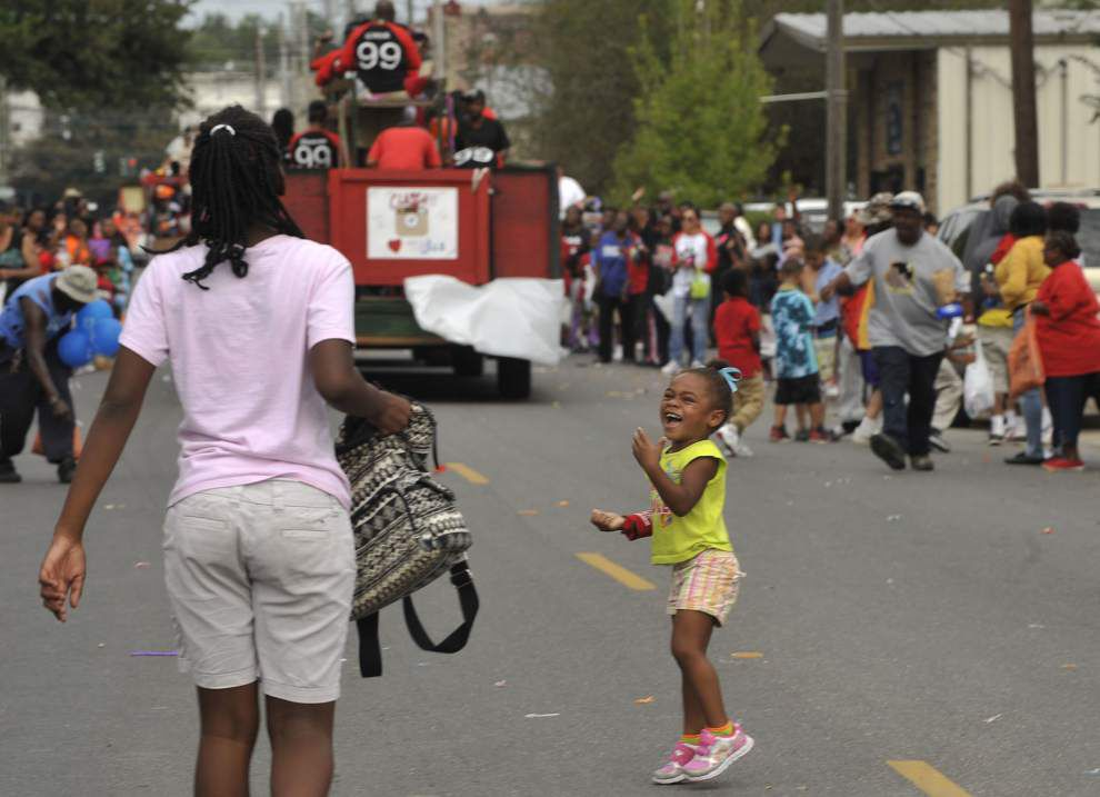 Photos: Donaldsonville homecoming 'brings light to the community' in wake of tragedies _lowres