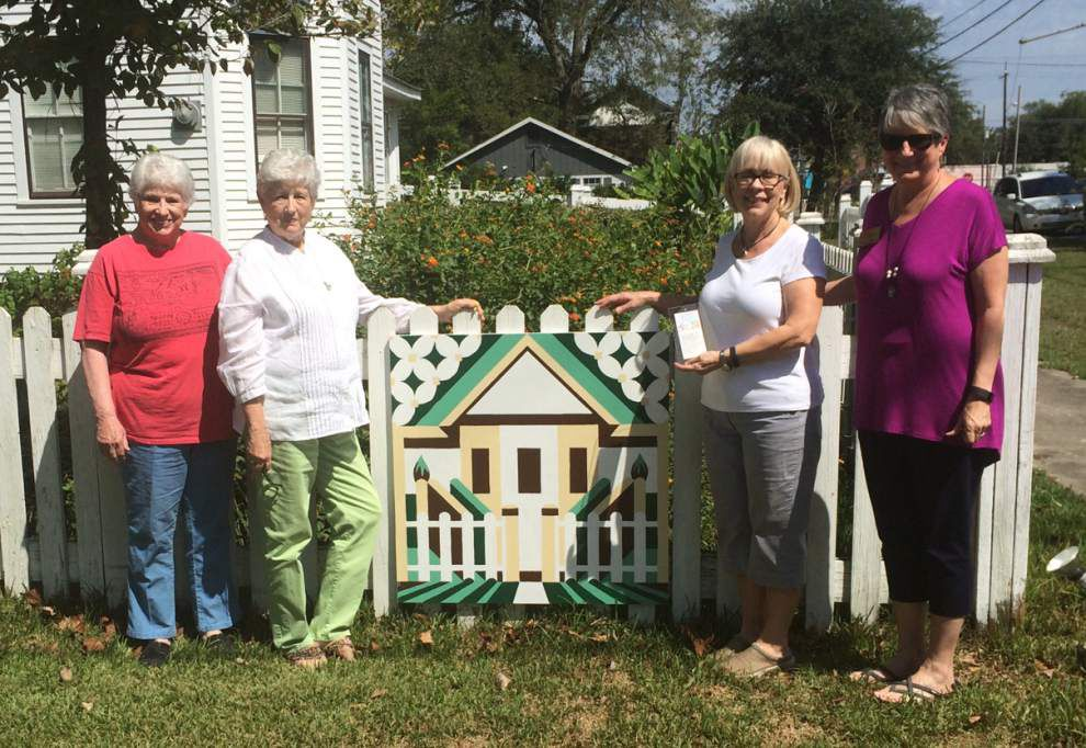 Common thread unites Amite on Quilt Trail _lowres