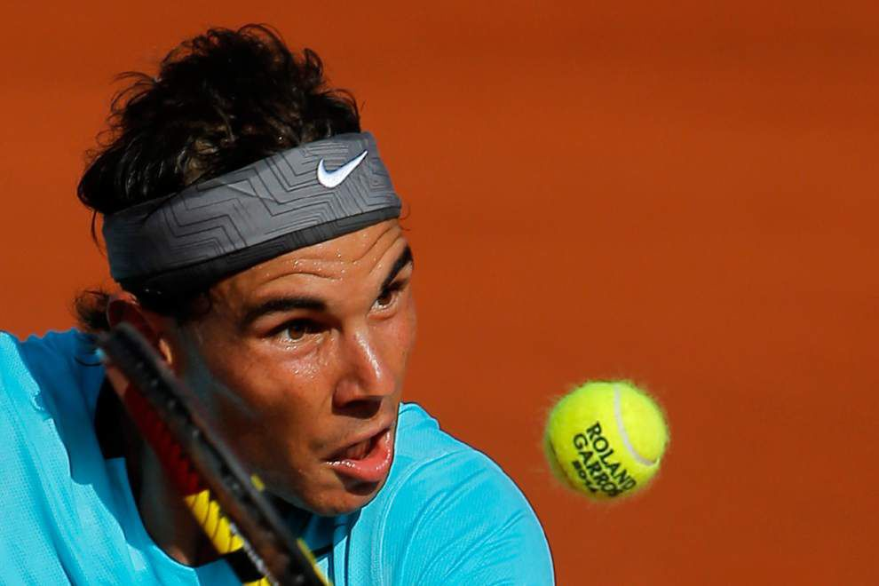 Five things to know about Sunday's French Open men's final _lowres