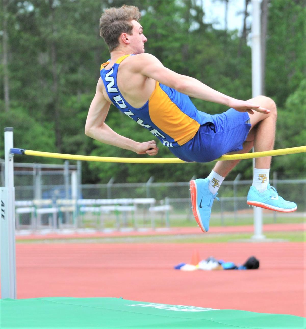 Cameron Dar (St. Paul's Track and Field)