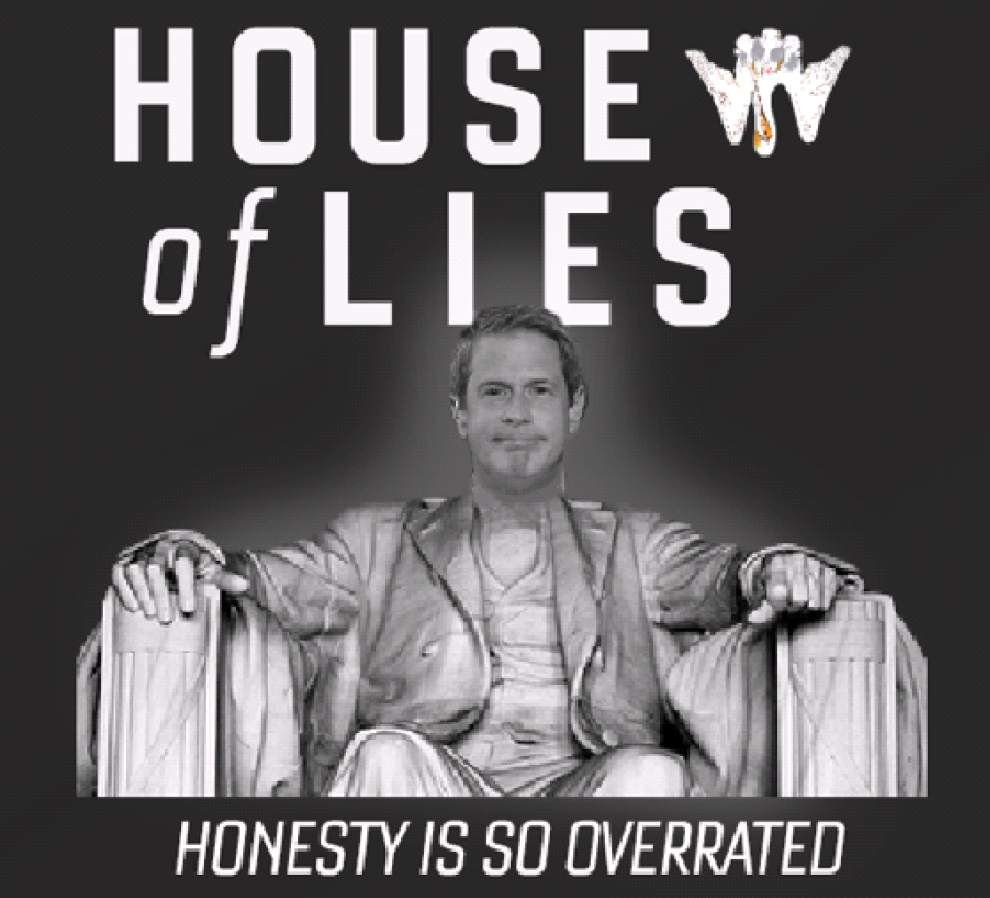 DGA to launch 'Vitter's House of Lies' website, a nod to political drama 'House of Cards' _lowres