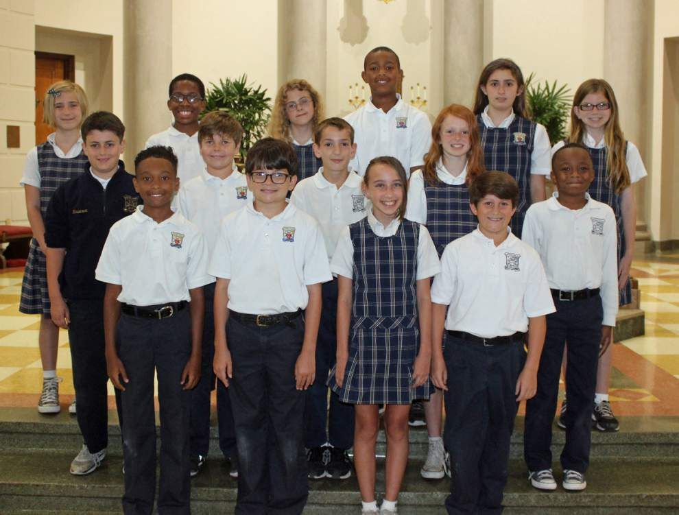 Classroom Spotlight: 5A at Sacred Heart of Jesus School _lowres