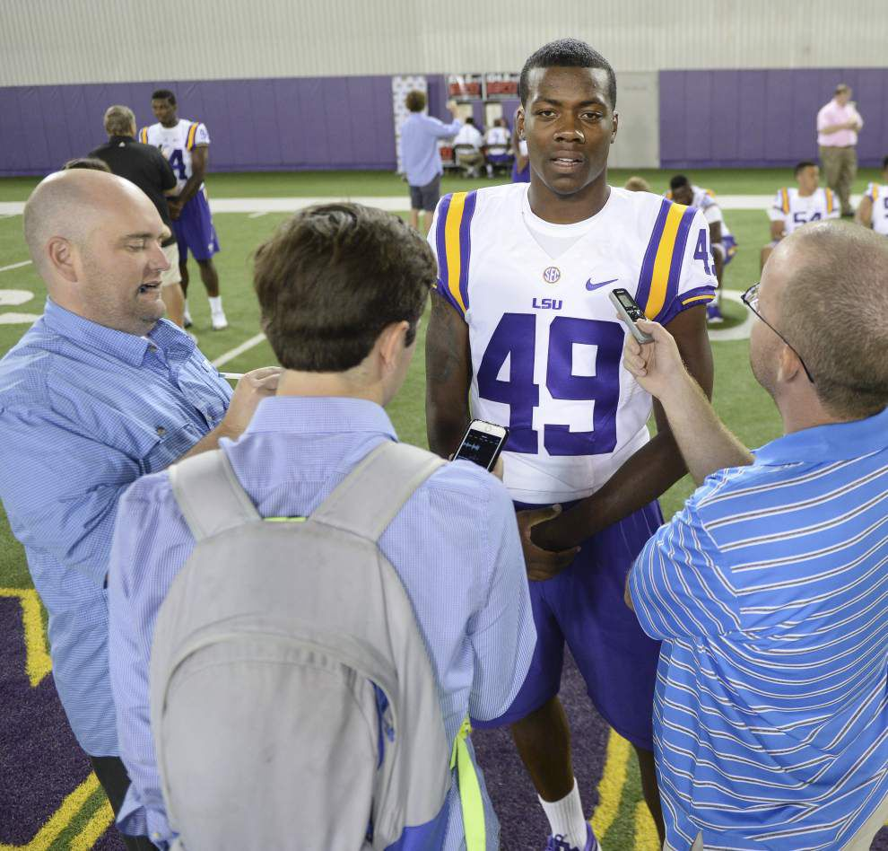Star LSU freshman Arden Key: When Ed Orgeron was hired, 'I knew I was going to be an LSU Tiger' _lowres