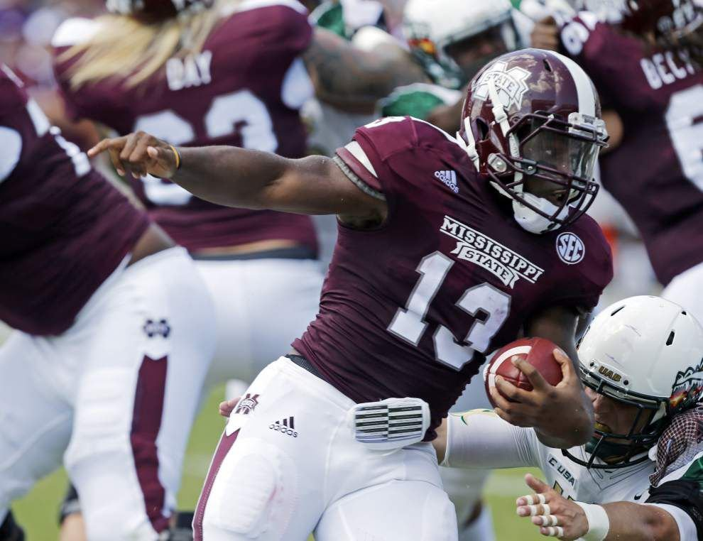 In the spotlight: Mississippi State's Josh Robinson _lowres