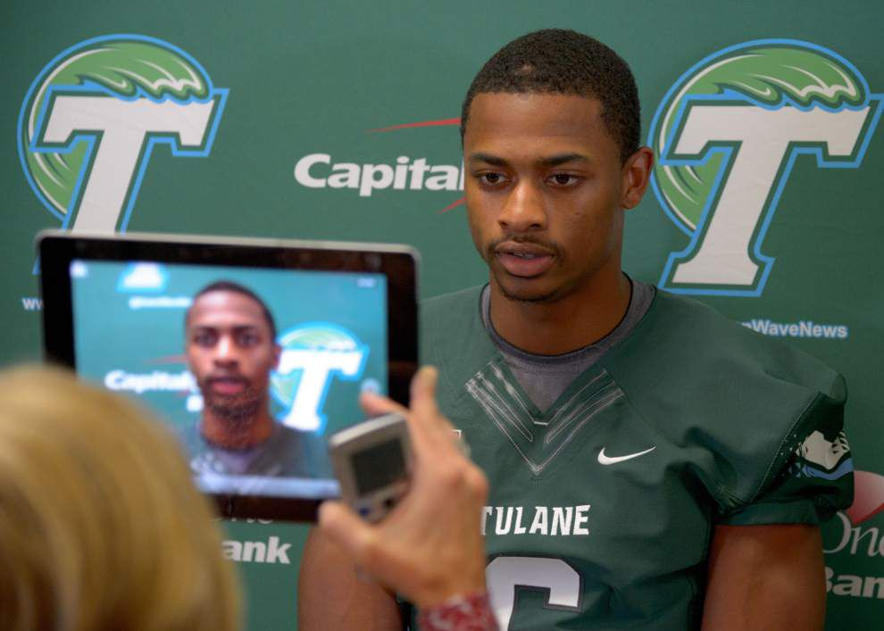 Tulane cornerback Lorenzo Doss intends to enter NFL draft _lowres