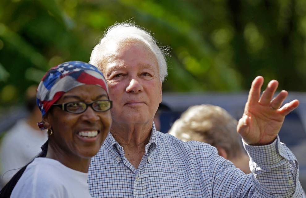 James Gill: Edwin Edwards really needs a miracle _lowres
