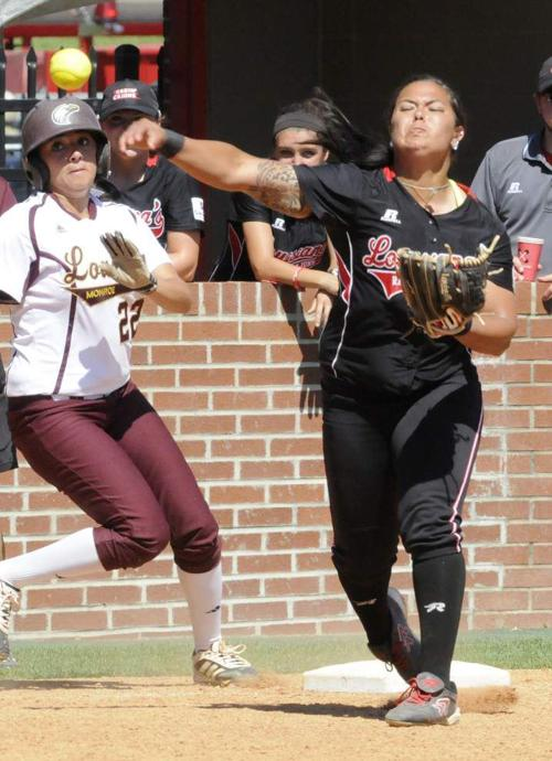 The tinkering will continue for the UL-Lafayette softball team _lowres