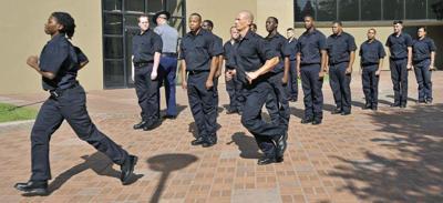 Baton Rouge police make diversity progress; fire department lags _lowres