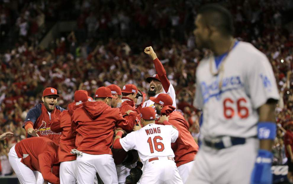 Slumping Yasiel Puig benched by Dodgers for NLDS Game 4 _lowres