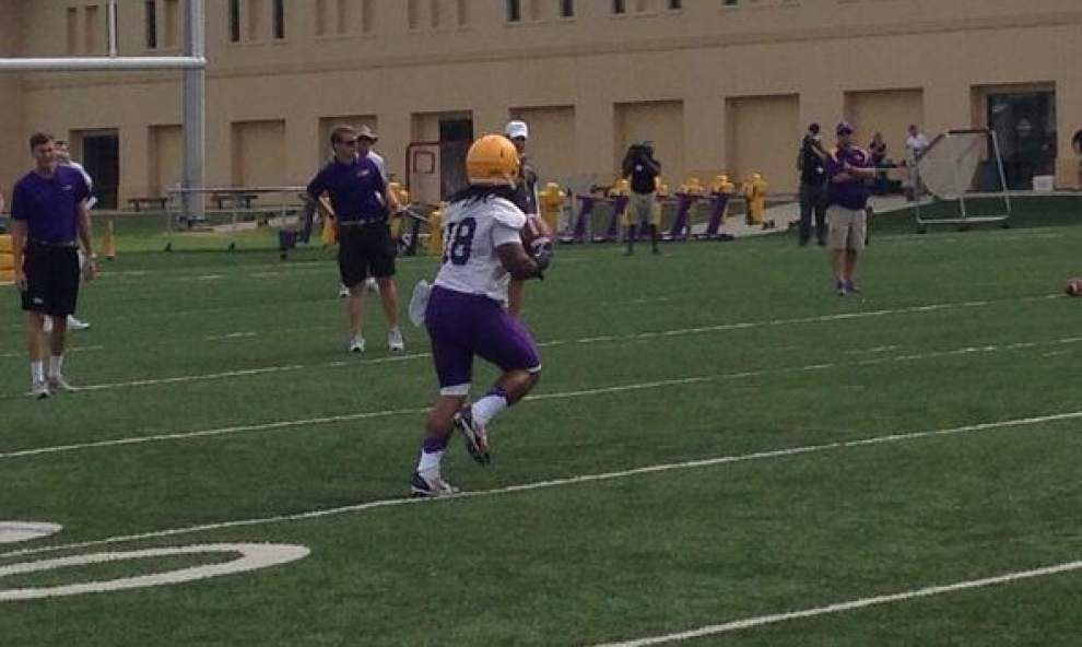 Video: LSU running back drills _lowres