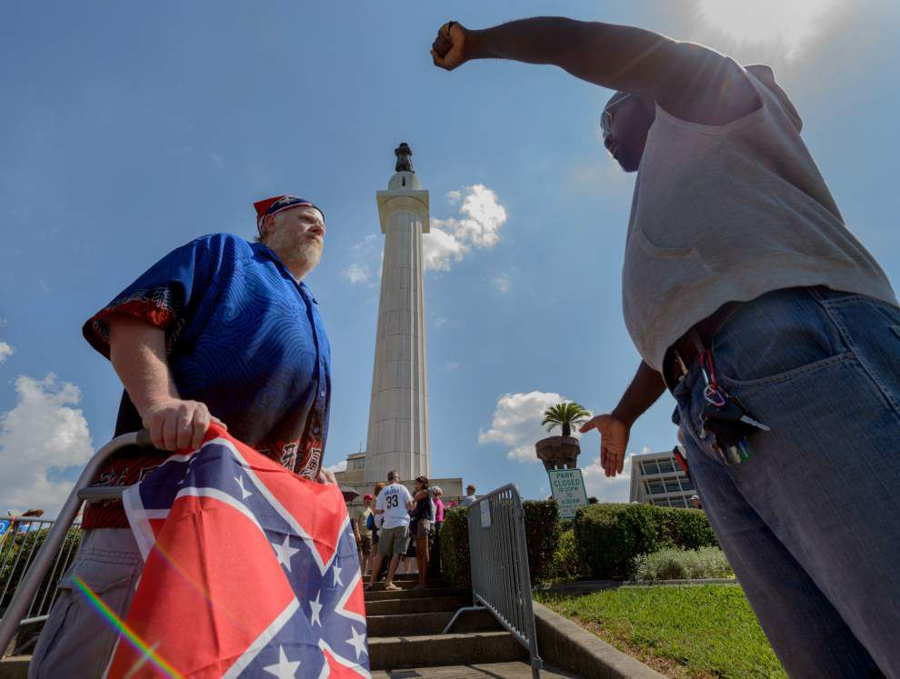 'Heritage Act' cited by Bobby Jindal admin to defend Confederate statues apparently doesn't exist _lowres