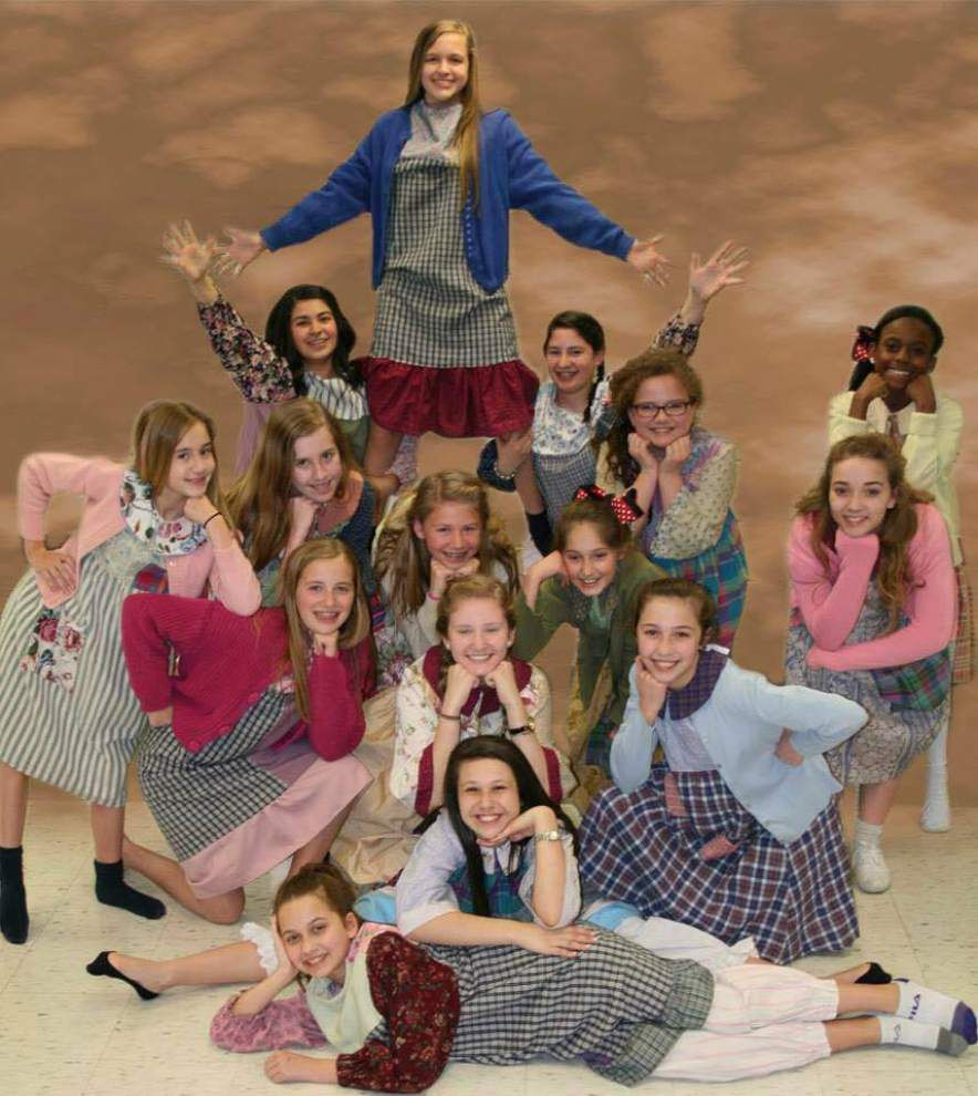 Spirit of the Stage presents 'Annie Jr.' as 20th year celebration _lowres