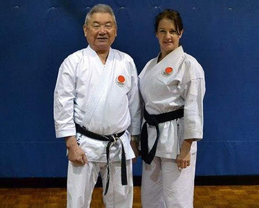UL-Lafayette professor takes karate skills to competition in Japan _lowres