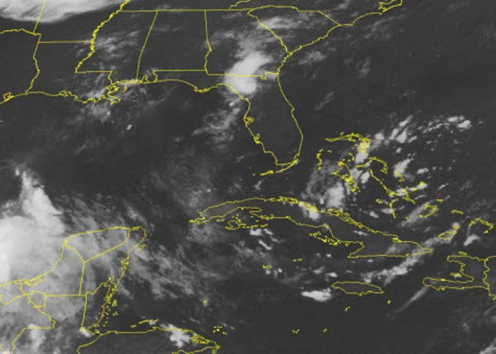 Tropical Storm Dolly forms off Mexico's coast _lowres