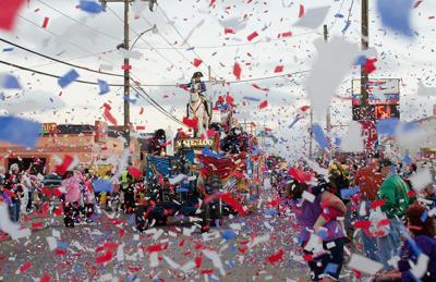 Test your Carnival IQ: A trivia quiz about this week's parades _lowres