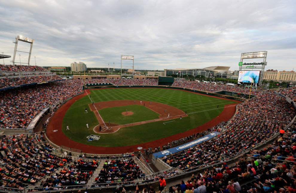 Beer, wine sales approved for men's and women's College World Series _lowres