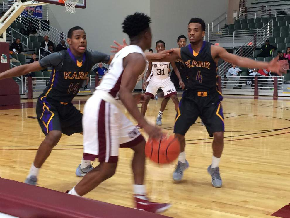 Vincent Phillips leads Karr to Sugar Bowl Classic win over Chalmette _lowres