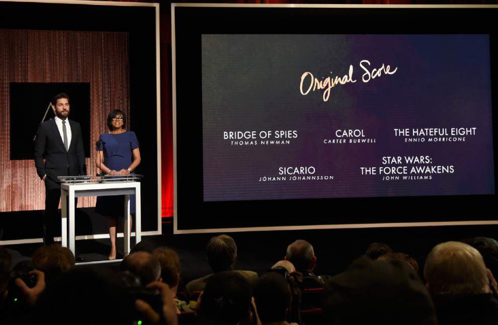 'Revenant' leads Oscar nominations with 12; who got snubbed? _lowres