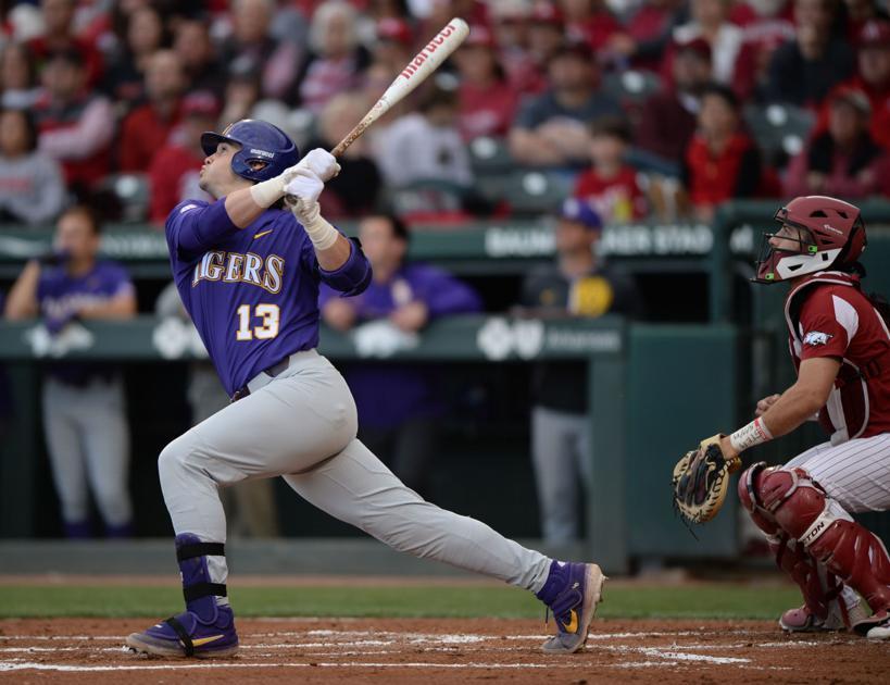 'It sucks': LSU baseball squanders early lead against ...