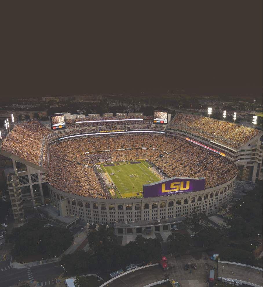 Rabalais: LSU-Alabama showdown will light up the night _lowres