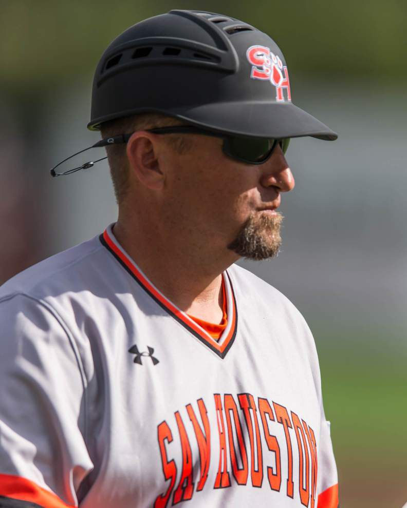 Look who's back: ex-Cajuns assistant Matt Deggs brings Sam Houston State to Lafayette _lowres