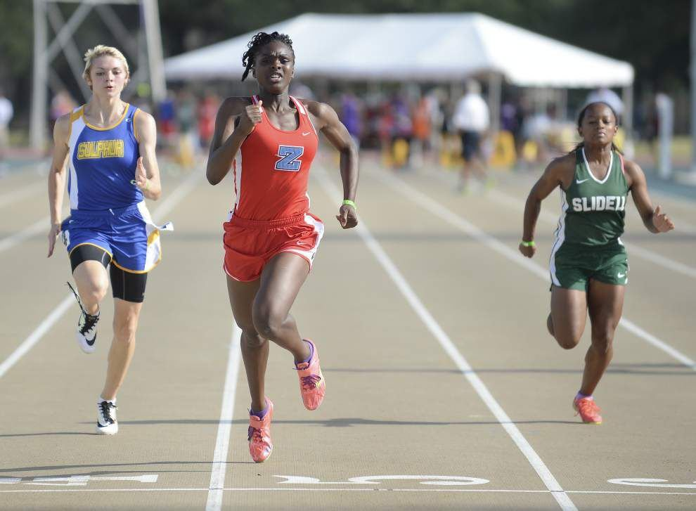 Photos: LHSAA State Track meet _lowres