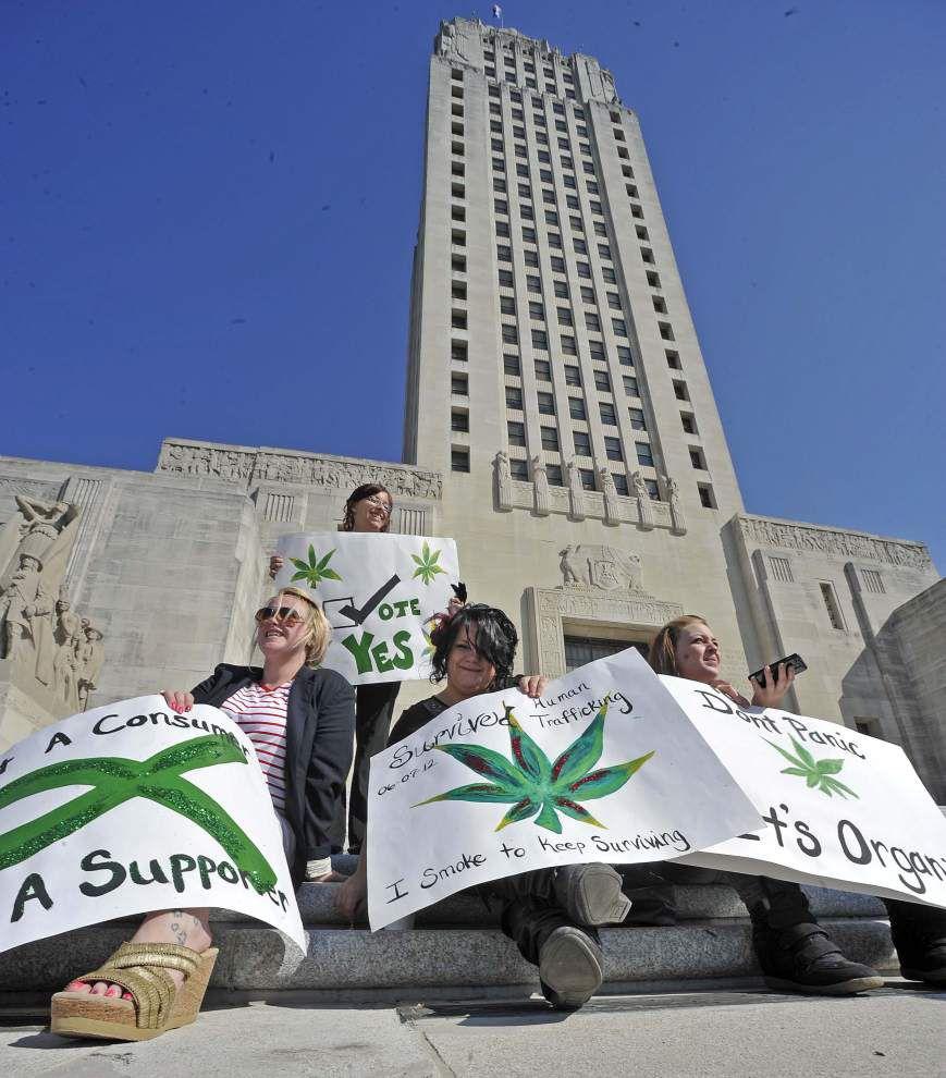 Louisiana House panel takes first step toward medical marijuana sales, OKs bill to set up marijuana stores _lowres