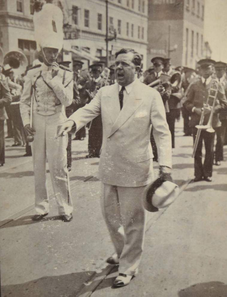 Documentary revisits death of Huey P. Long _lowres
