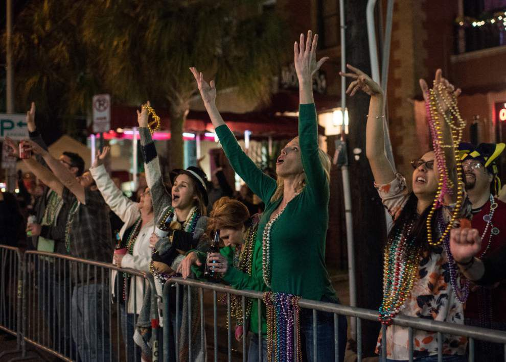 Photos: Lafayette shows its Carnival side Friday night _lowres