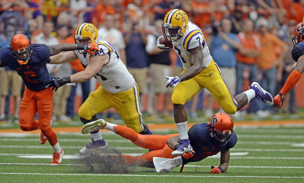 In a family of wall-smashing football players, LSU lineman Will Clapp learned the rough-and-tumble life early _lowres