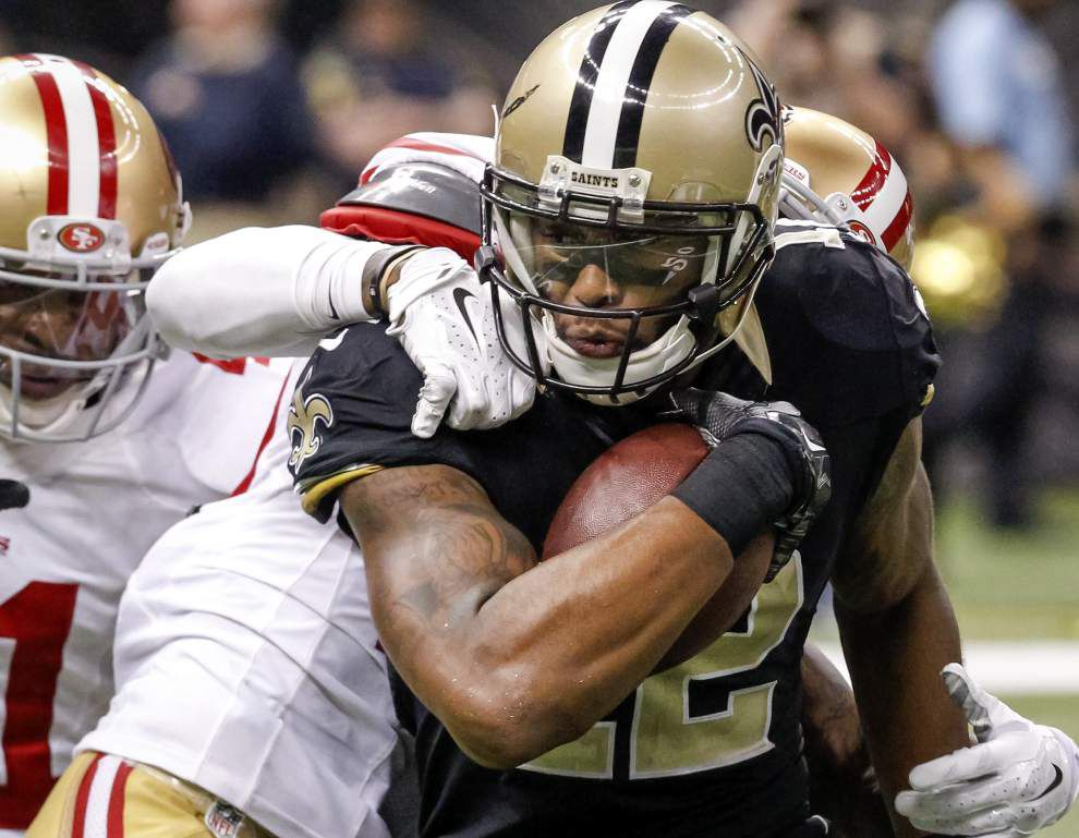 Saints pregame chat with Advocate sportswriter Nick Underhill, Sunday at 11 a.m. _lowres